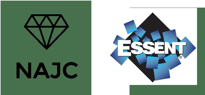 North Attleboro Jewelry Company-Essent Logo