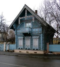 World Architecture Images- Russian Revival Architecture