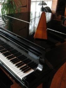 Electronic Or Clockwork Metronome