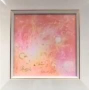ヒーリングパステルアート双子座の画像