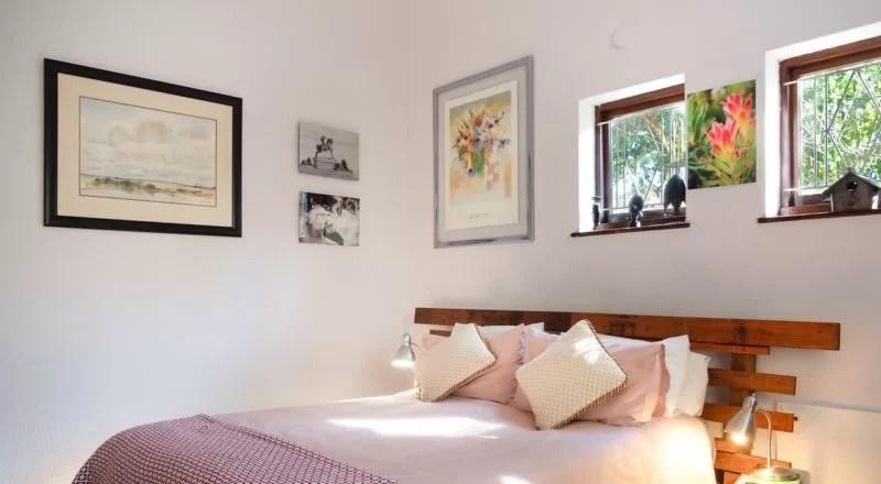 絵のある部屋の写真