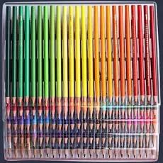 水彩色鉛筆の画像