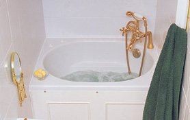 Japanese Spa Bath Compact ft14 Koromo Bath