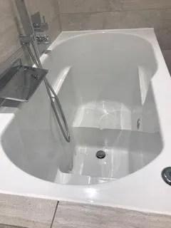 Sheri bath install 1