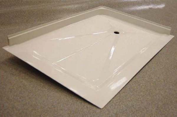 Neptune Level Access Shower Tray - Essential Bathing