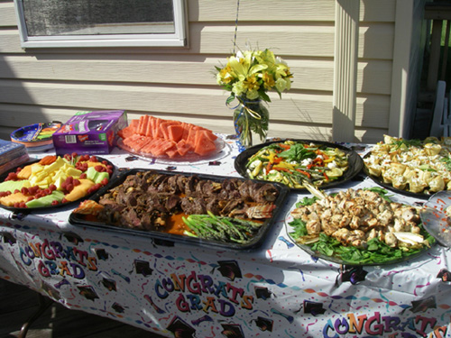 graduation party tips and