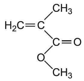 Poly(methyl 2-methylpropenoate) (Polymethyl methacrylate)