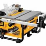 Dewalt Table saw 2