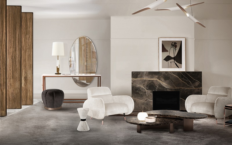mid-century style Mid-Century Style Meets Winter Trends For An Exciting 2020 Decor ambience 224 HR 2