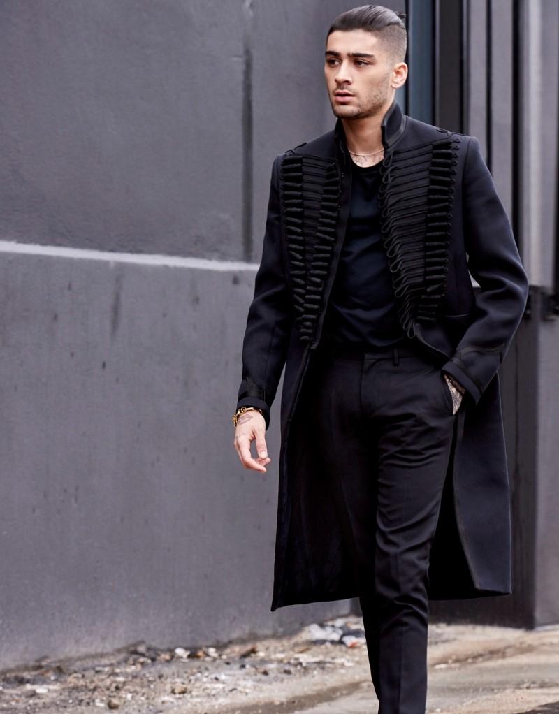 Zayn Malik Pour Sunday Times Style Par Mariano Vivanco