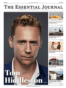 Issue 15: Tom Hiddleston