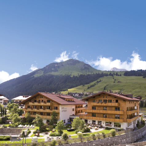 Six reasons why horsepower fans should head to the Gotthard hotel in Lech am Arlberg