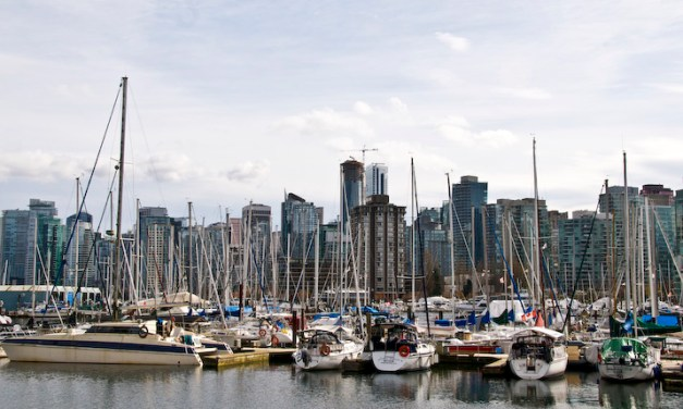 Vancouver… a chic, cool, vibrant and pulsating city