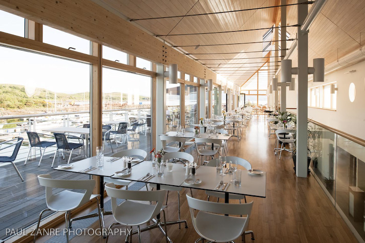 Marina Restuarant Upper Level
