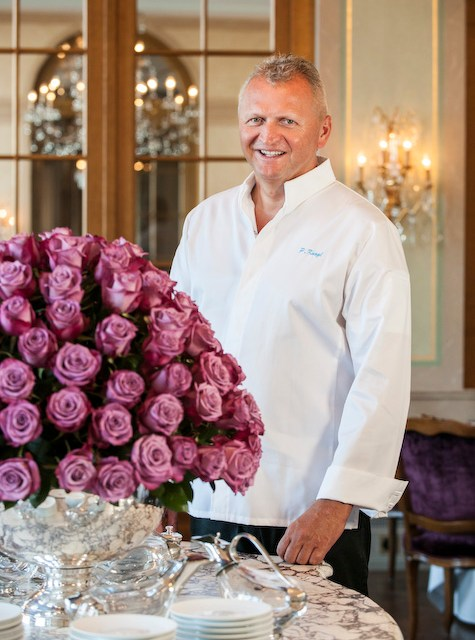 Peter Knogl receives third Michelin Star, propelling Basel on to list of top haute cuisine destinations