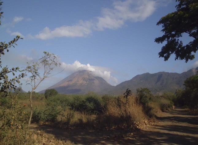 San Cristobal Volcano complex 2