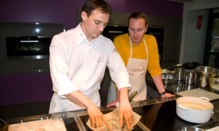 Back to school with Alain Ducasse