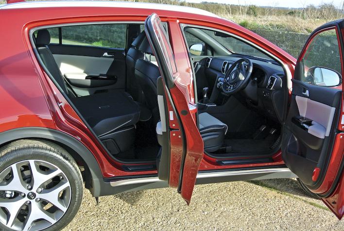 Kia Sportage GT 6
