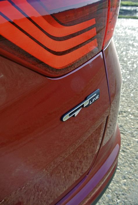 Kia Sportage GT 7