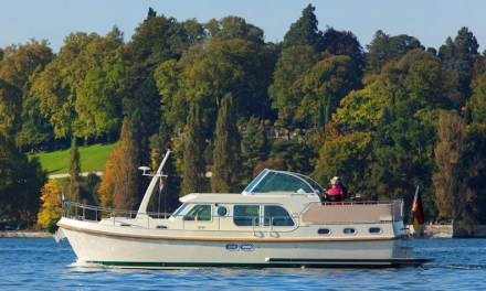 Loch Lomond offers new cruising experience to help boost Scotland's marine tourism