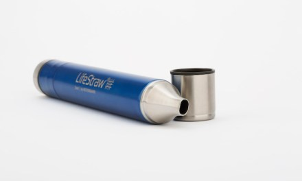 Personal water filtration at your fingertips