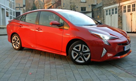 Eco-friendly Prius confirms Toyota's adventurous streak