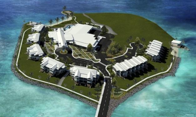 Paradise awaits at Taumeasina Island Resort, Samoa