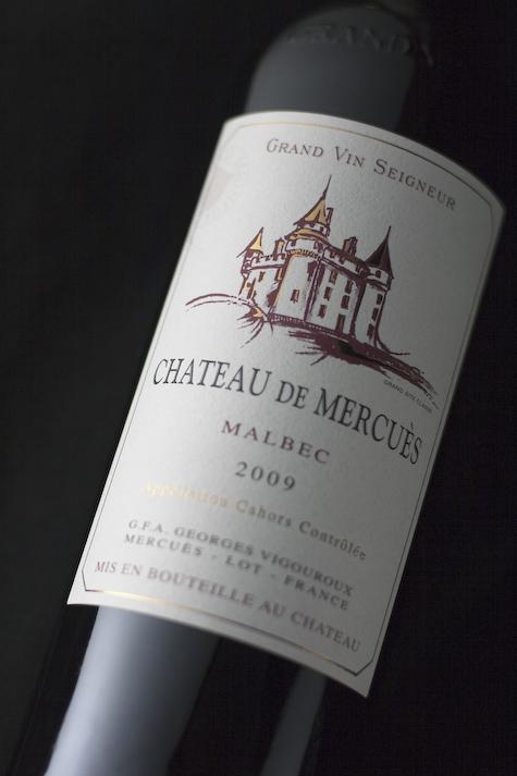 Chateau de Mercue