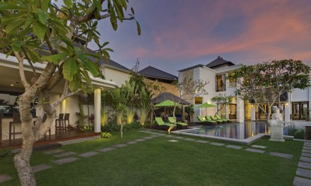 Luxury abounds at Bali's Villa Luwih