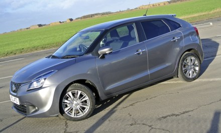 Living with a Suzuki Baleno – month 4 of 42
