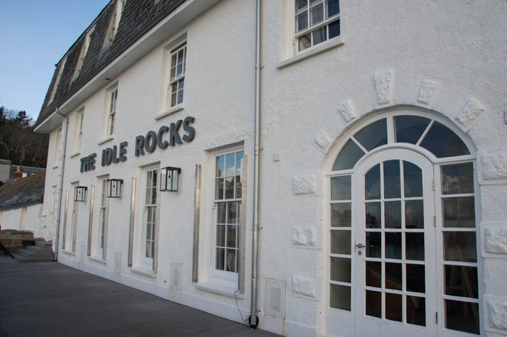 The Idle Rocks