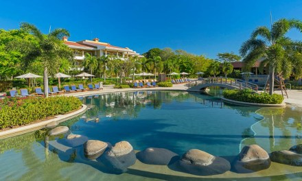 Pools to delight in Central America