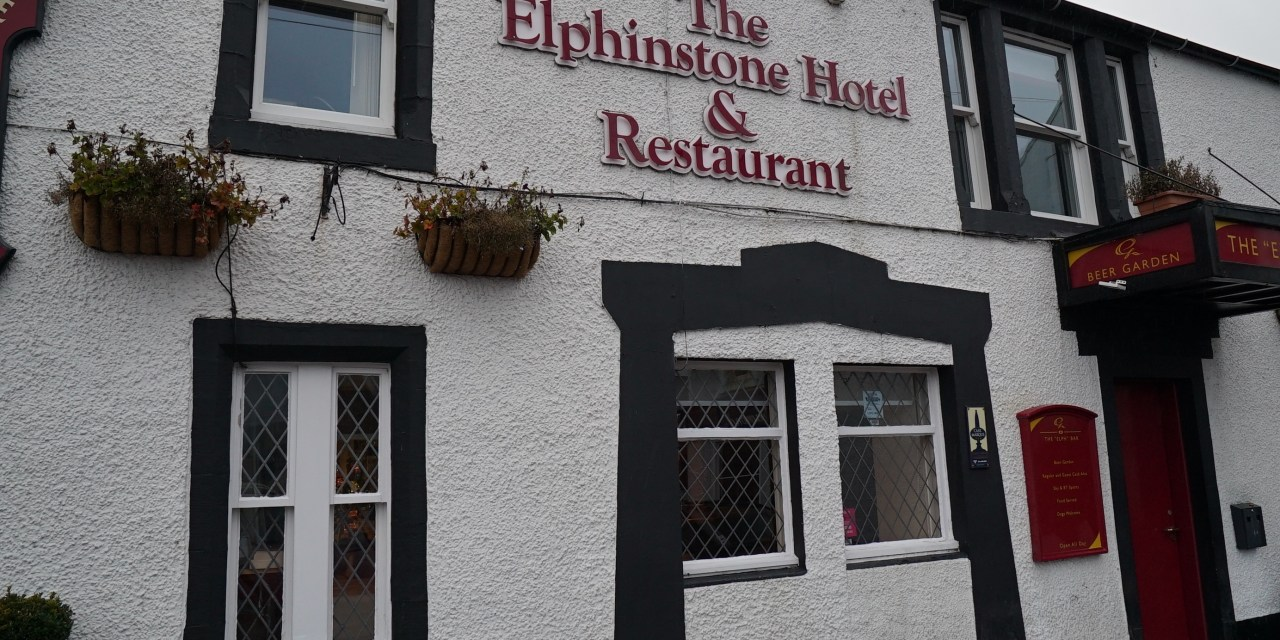 Review: The Elphinstone Hotel, Biggar