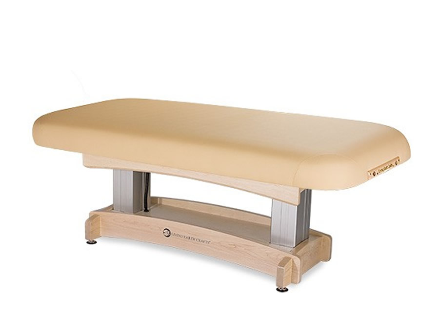 Living Earth Crafts Aspen Flat Top Spa Treatment Table