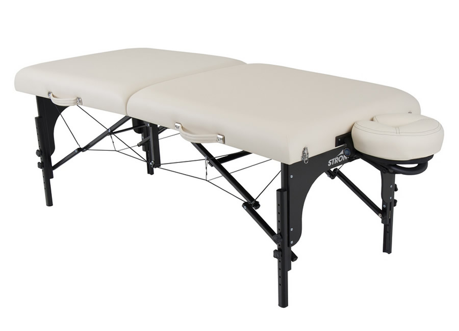 Stronglite Premier Portable Massage Table Package  Spa