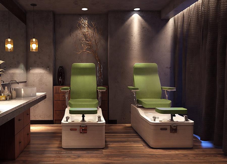 Lemi Capri Pedi Spa  Manicure and Pedicure Spa Solution