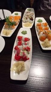 Sushi Adventure