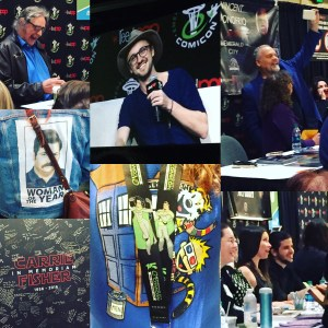 Emerald City Comic Con Resolution
