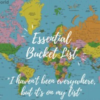 Essential Bucket List