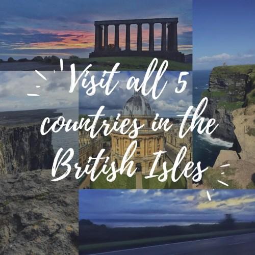 Visit the British Isles