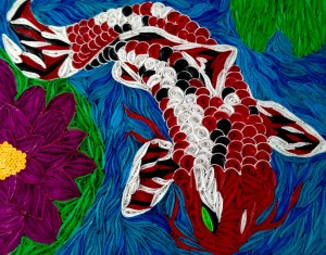 IMG_6244-300x235 Koi Quilled Progression video