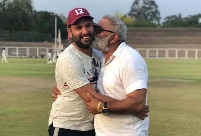 Yograj Singh calls N Srinivasan as MS Dhoni's Adopted Father