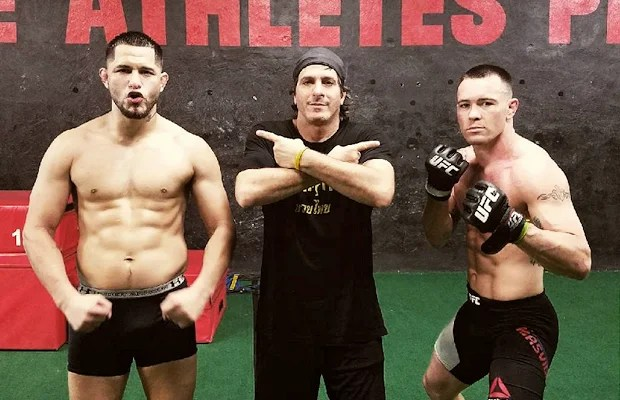 Colby Covington Ends His Friendship with Jorge Masvidal for the title race