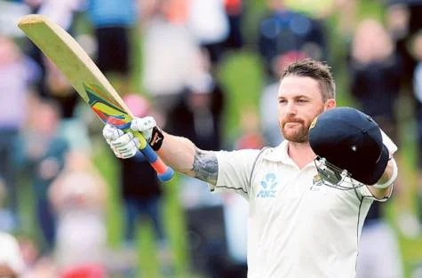 Brendon Mccullum- one in List-of-Batsman-who-Scored-Triple-Centuries-in-Test-cricket