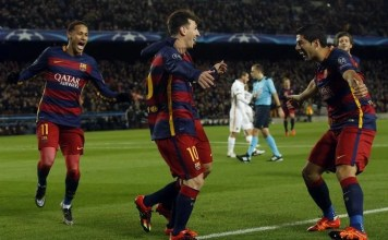 Barcelona v AS Roma