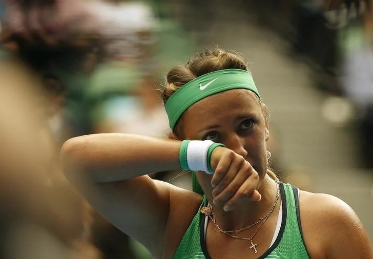 Disappointed Azarenka finds positive in return to form ...