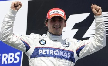 Robert Kubica's fairytale return