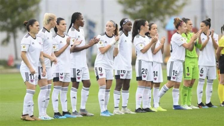 Real Madrid Female Team Name