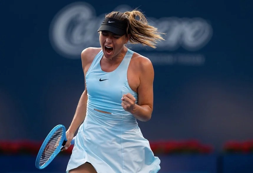 """Maria Sharapova – """"Twitter is Just Not a Healthy Place"""""""