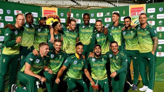 ICC Cricket World Cup 2019: South Africa Squad - EssentiallySports